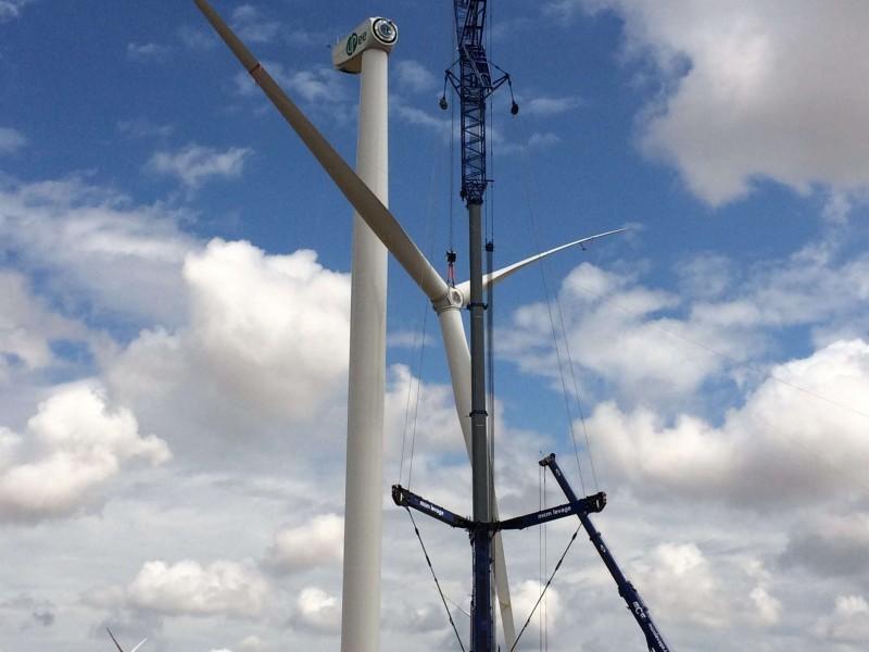 Quelles nuisances causent les travaux d'installation d'une éolienne ?