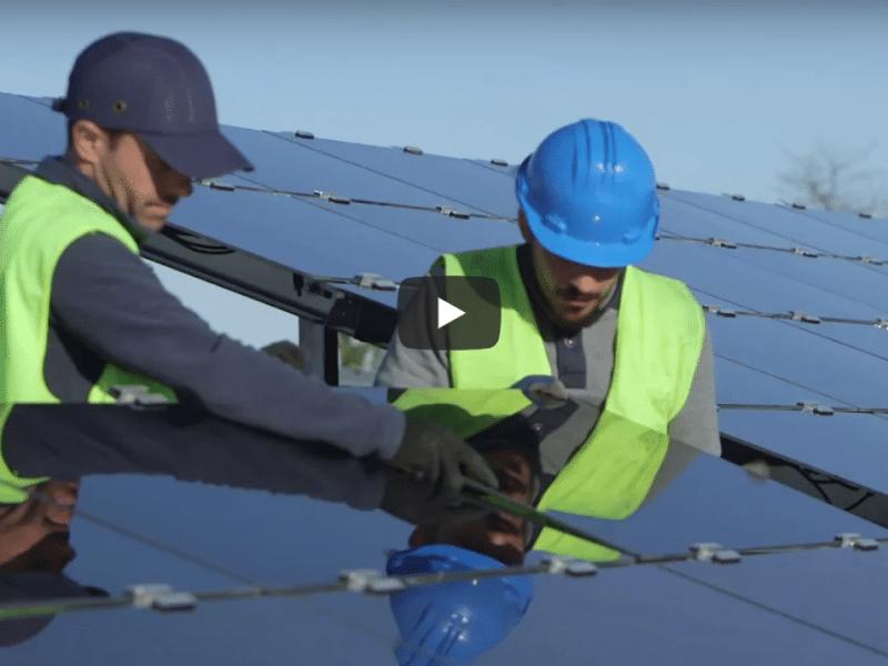[Solaire] Réhabiliter des terrains dégradés grâce à l'énergie solaire