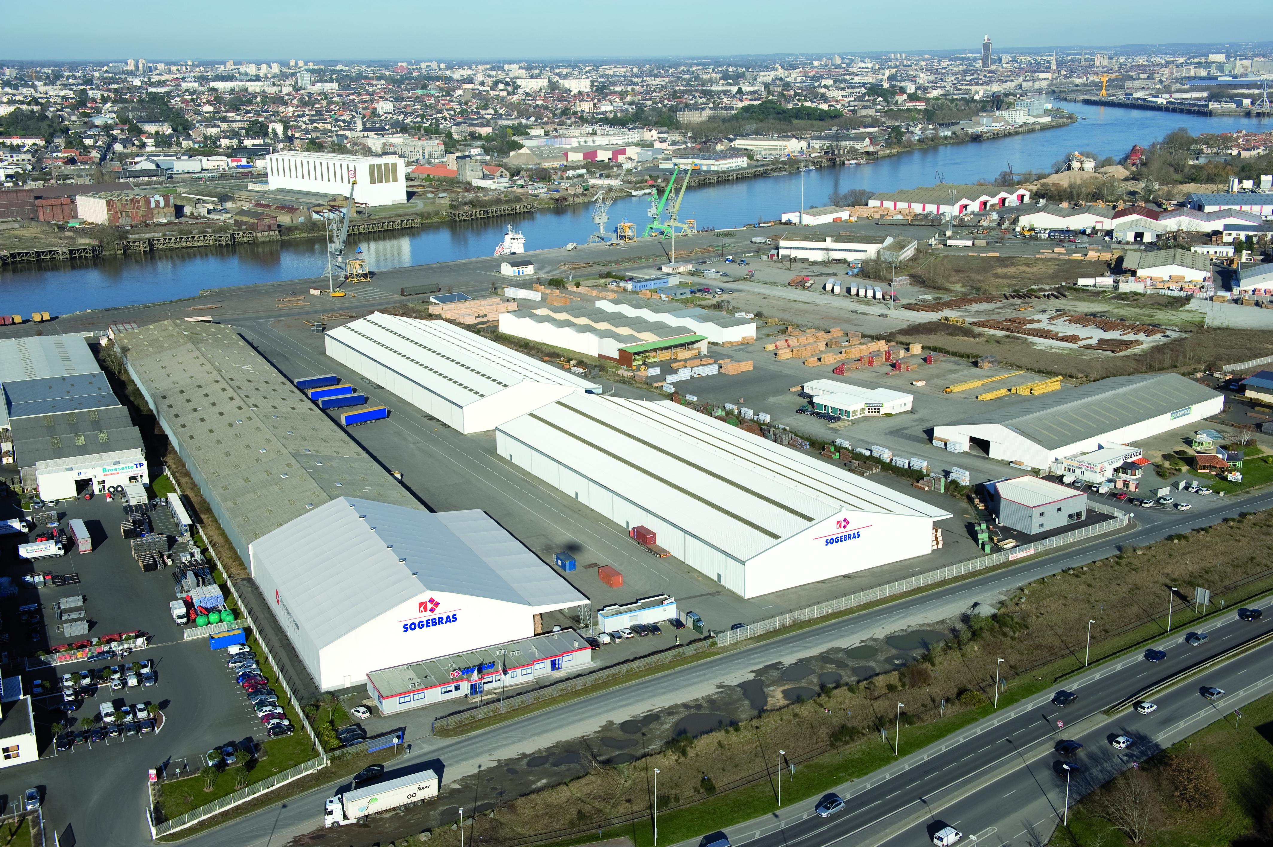 [solaire] JPee réalise la plus grande centrale photovoltaïque en toiture des Pays de la Loire