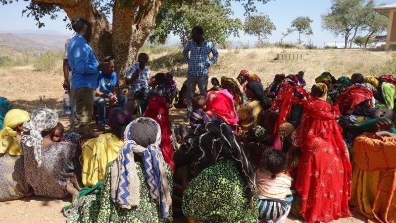 [JPee s'engage] Le village de Koromi (Ethiopie) sera bientôt autonome énergétiquement