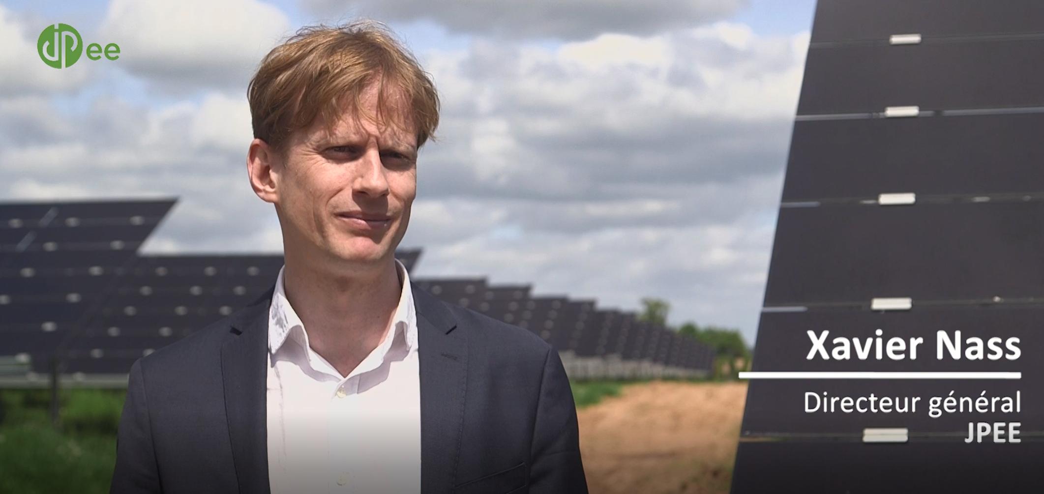 L'énergie solaire : notre expertise, notre ambition