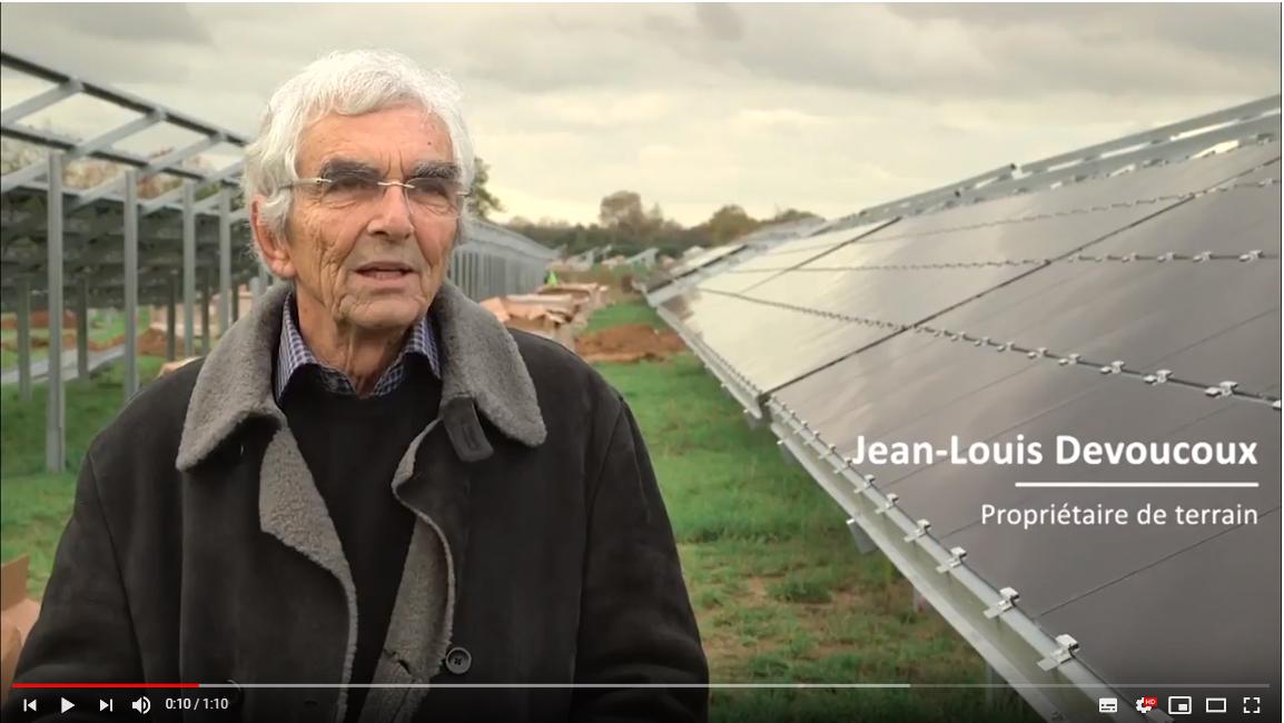 [témoignage] Propriétaire des terrains de la centrale solaire de Braize