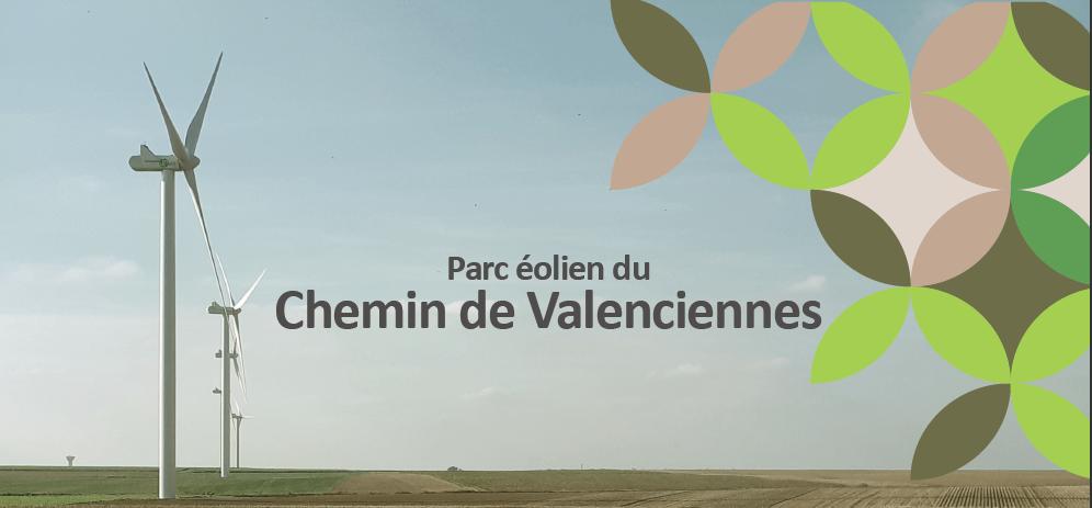 Concertation préalable du projet éolien du chemin de Valenciennes (59)