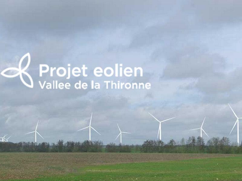 Concertation préalable du projet éolien de la Vallée de la Thironne (28)