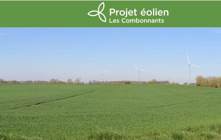 Concertation préalable du projet éolien des Combonnants